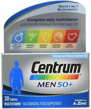 Centrum Advance 50+ MENS - 30 tablets - Multi Vitamins