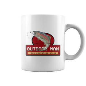 Outdoor Man Last Man Standing Coffee Mug