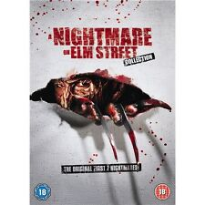 A NIGHTMARE ON ELM STREET - COMPLETE COLLECTION 1 - 7 *** NEW DVD - IN STOCK ***