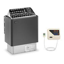 Saunaofen 8 kW Sauna Ofen elektrisch Saunasteuerung LED Saunaheizung 400 V 3 N