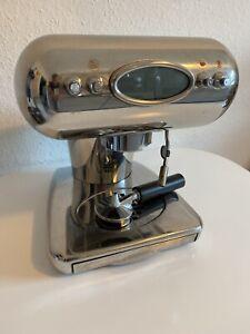 X4 FrancisFrancis Design Espressomaschine Digital Siebträger