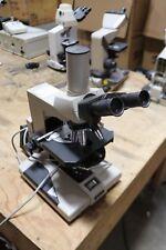 Nikon Optiphot Trinocular Microscope