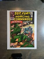 Marvel Comics SGT. FURY AND HIS HOWLING COMMANDOS #31 (1966) FN-VG