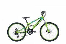 "BICI BICICLETTA Mountain Bike ATALA STORM MD 24"" 2018 ALLUMINIO bambino MTB"