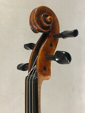 Old French Viola, Rich Tone, Sound Recording Sample