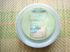 YANKEE CANDLE SCENTERPIECE  SAGE AND CITRUS  MELT CUP   2.2oz    ~NEW~