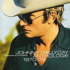 JOHNNY HALLYDAY - ANTHOLOGIE 1970-75 NEW CD