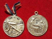 LOT 2 INSIGNES  1914-1915 : JOURNEE DU 75 ET  SECOURS NATIONAL   !