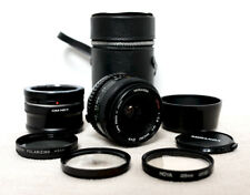 SONY NEX E Mount DSLR fit 28mm Close Up Macro Lens Kit NEX-5 3 F5 5R 6 VG20 etc