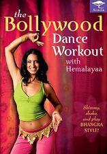 BOLLYWOOD DANCE WORKOUT - DVD - REGION 2 UK