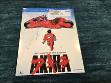 Akira: 25th Anniversary Edition (Blu-ray Disc/DVD, 2013, 2-Disc Set)