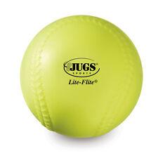 "Jugs Lite Flite 11"" Softballs by the Dozen"