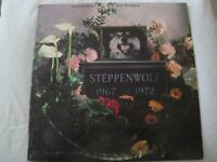 STEPPENWOLF 1967-1972 REST IN PEACE VINYL LP 1972 DUNHILL ABC RECORDS STEREO EX