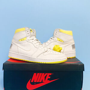 VNDS Nike Air Jordan 1 Retro High OG First Class Flight 2019 Size 12 555088 170