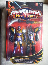 Power Rangers Transforming Mystic forces Knight wolf New in sealed blister pack