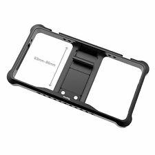 SmallRig Smartphone Video Rig Phone Cage Tripod Phone Mount Holder Stabilizer