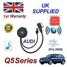 per AUDI Q5 BLUETOOTH USB Streaming Modulo mp3 iphone htc nokia lg sony 08