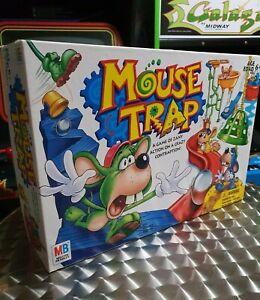 MOUSE TRAP MB Milton Bradley Board Game 2005