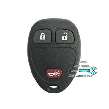 2007-2009 EQUINOX Keyless Entry Remote Control Car Key Fob for CHEVROLET
