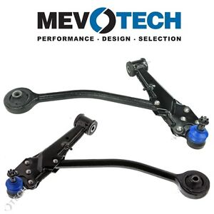 For DeVille Seville Eldorado Pair Set of Left & Right Front Lower Control Arms