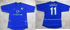 Ryan Giggs #11 Manchester United Third Shirt Trikot Nike 2002-2003 Erwachsene Größe S