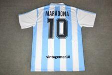 Diego Maradona Argentina #10 1994 Jersey Retro Soccer