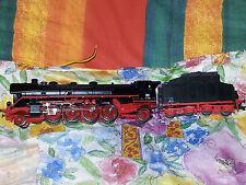 Merklin Dampflok Br 41 mit Rauch generator und 7 Wagons