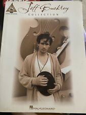 JEFF BUCKLEY Collection Guitar Recorded Version Tab Tablature