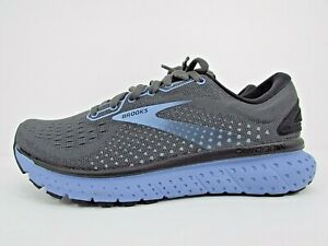 WOMEN'S BROOKS GLYCERIN 18 size 6 (D) WIDE  I!WORN AROUND 10 MILES! RUNNING !!