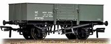 GRAHAM FARISH 377-954A N SCALE LNER 13-Ton High Sided Steel Open Wagon Wood Door