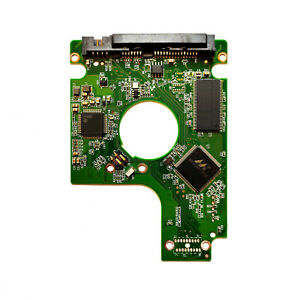 Western Digital | 2060-771672-004 REV A | PCB board from WD5000BEVT-35A0RT0