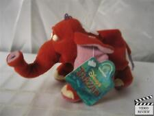 Baby Tantor beanbag doll, Tarzan, Disney; Applause NEW from a Factory SEALED bag