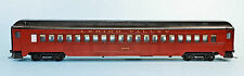 LEHIGH VALLEY SMOKING CAR 1500-1504 HO Model Railroad Kit Brass Sides BC715