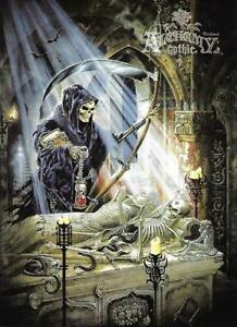 Alchemy Gothic Noetic Crypt Official Postcard