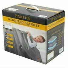 NEW Pendleton Weighted Blanket 48*72 Therapeutic 400 Cotton Fabric 20 LB