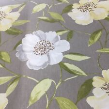 Honolulu Chartreuse Cotton Fabric by Prestigious Textiles