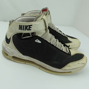Nike Air Max Superbad Football Trainers Men's Shoes Size 14 White Blk 324823-004