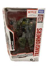 Transformers Generations Netflix War for Cybertron Hound Exclusive