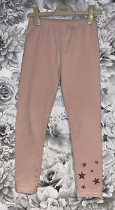 Girls Age 7-8 Years - Pink Leggings - Tu Sainsburys