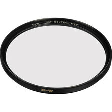 NUEVO B+W 49mm CLEAR UV Haze MRC (010m) CRISTAL REDONDO Filtro 66-070201