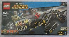 LEGO SUPER HEROES DC BATMAN: KILLER CROC SEWER SMASH   Ref 76055  NUEVO