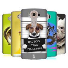 Étuis, housses et coques etuis, pochettes en silicone, caoutchouc, gel pour téléphone mobile et assistant personnel (PDA) LG