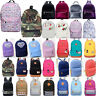 Women Girl Backpack Travel Handbag Rucksack Shoulder School Book Bag Casual Lot