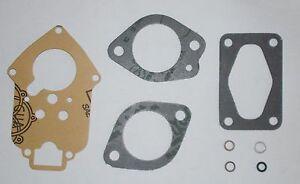 AUTOBIANCHI A112 - ABARTH/ KIT GUARNIZIONI CARBURATORE/ CARBURETOR GASKETS SET