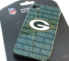 AUTHENTIC NFL GREEN BAY PACKERS FOOTBALL HARD CASE COVER for iPHONE 4 4G 4S