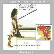 Pearls/Time Gone By by Carole King (CD, Nov-1999, Valley Entertainment (USA))