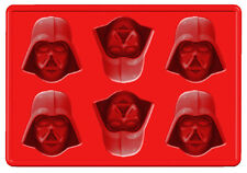 Star Wars Darth Vader Head Rubber Ice Cube Tray - By Kotobukiya Japan