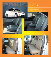 2010 and up Toyota Prius clazzio gray leather seat cover