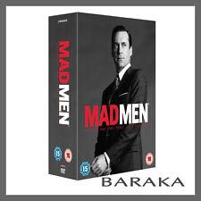 Mad Men Complete Series Seasons 1 2 3 4 5 6 R 2 DVD BOXSET