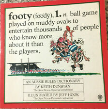 FOOTY An Aussie Rules Dictionary